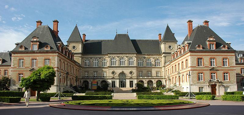 799px France Paris Cite Universitaire Maison internationale